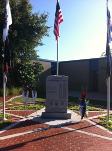 Pinellas Park High School 9/11 Memorial